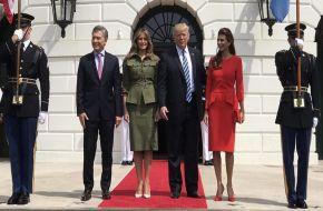 Trump le entregó a Macri documentos desclasificados sobre la última dictadura