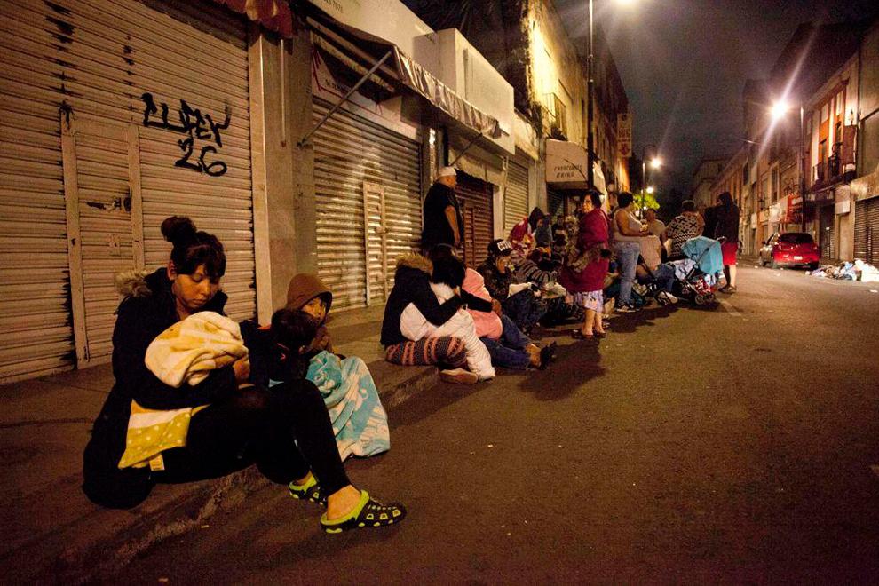 México: 32 muertos por el terremoto más poderoso de los últimos 100 años