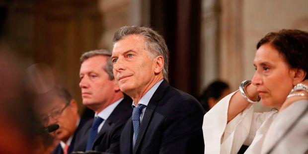 """Mauricio Macri: """"El crecimiento invisible sucedió"""""""