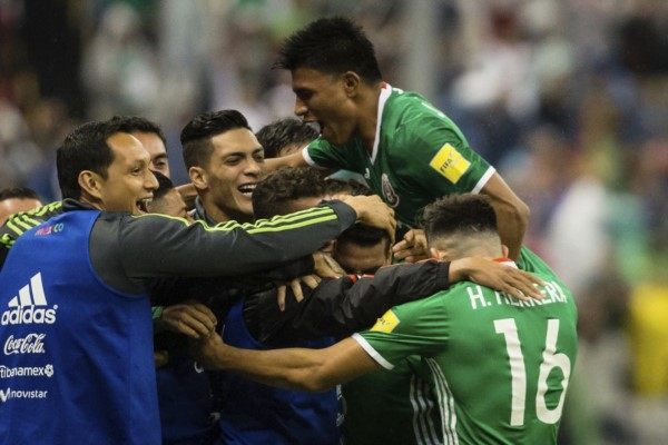 México es el quinto clasificado a Rusia 2018