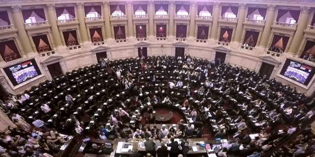 En medio de un escándalo se cayó la sesión especial en Diputados por la reforma previsional