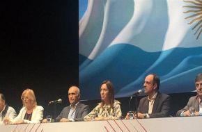 La UCR realiza su Convención Nacional para reafirmar su pertenencia a Cambiemos
