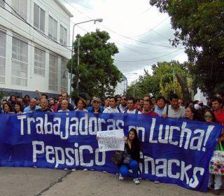 PepsiCo cerró su fábrica en Vicente López y la medida afecta a más de 500 trabajadores