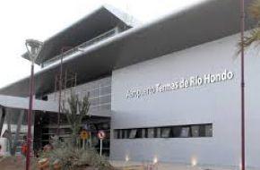 Así serán los traslados al aeropuerto de Termas de Río Hondo
