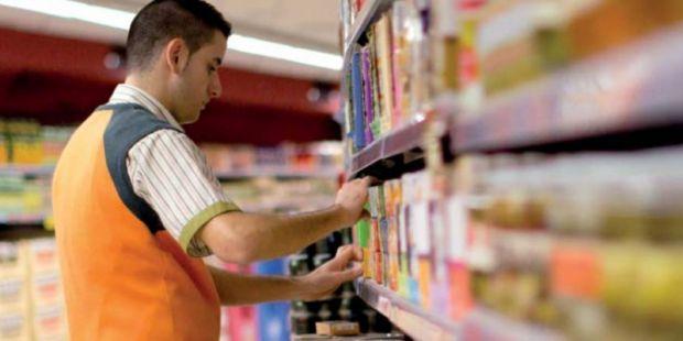 En dos años se perdieron 5.400 puestos de trabajo en los supermercados