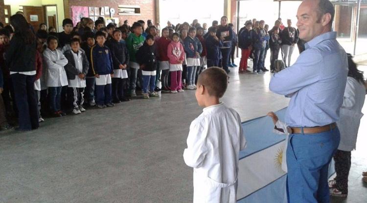 El lunes habrá clases normales en las escuelas de la provincia