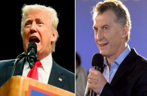 Macri se reunirá con Trump en Washington el 27 de abril