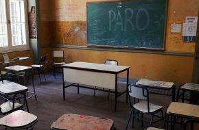 Atep y Apem se suman al paro nacional docente y no habrá clases el martes y el miércoles