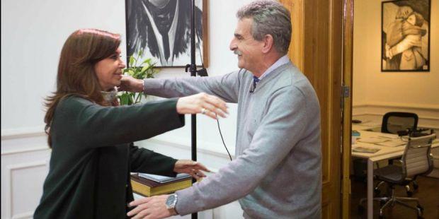 """Cristina y Rossi denunciaron el escrutinio: """"Si había voto electrónico, perdíamos"""""""