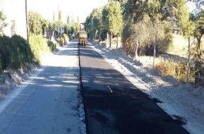 Avanza la pavimentación de la Ruta Nacional 40 entre Catamarca y Tucumán
