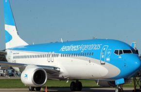 Tucumán y Córdoba ya están unidas por Aerolíneas Argentinas