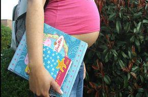 Unicef alertó que desde hace 25 años el 15% de los nacimientos en el país corresponde a madres adolescentes