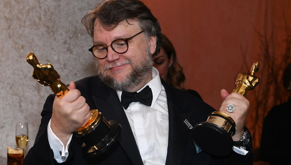 Coco y Guillermo del Toro, los grandes ganadores del Oscar