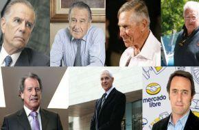 Quiénes son los argentinos más ricos según Forbes