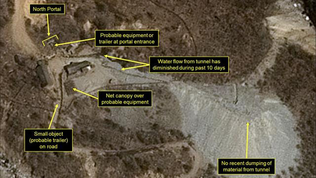 Advierten que Corea del Norte está lista para realizar su sexta prueba nuclear