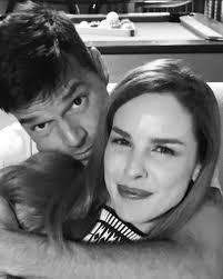 Eglantina Zingg, la mujer que sería la mamá de los hijos de Ricky Martin