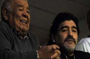 El mensaje de Maradona por el Día del Trabajador y el recuerdo de su padre