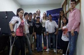 La ejemplar y única empresa argentina que solo contrata personas con discapacidad