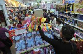Día del Niño: las ventas subieron 1,2%