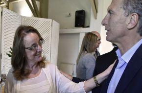 Macri y Alicia Kirchner sellaron financiamiento para Santa Cruz