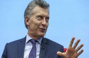 """Mauricio Macri y una posible reelección: """"Estoy abierto a un segundo mandato"""""""