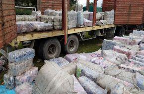 Gendarmería secuestró ropa valuada en $30 millones de pesos