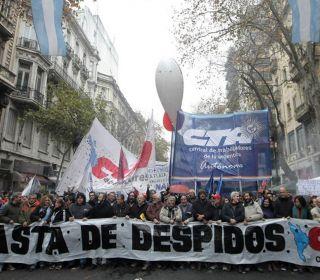 Las dos CTA realizarán un acto contra Macri junto a más de 50 organizaciones