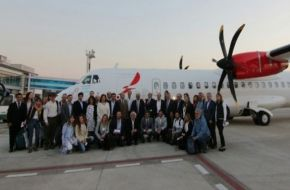 Partió el primer vuelo de Avianca que conectará a Tucumán con el NEA