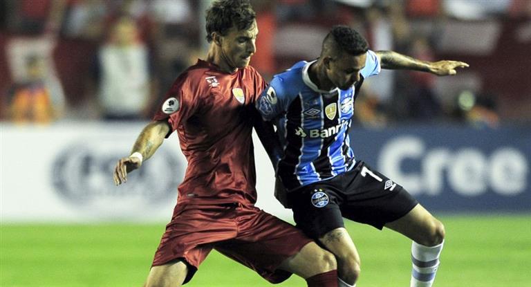 Independiente logró empatarlo con uno menos y sueña con dar otra vuelta en Brasil