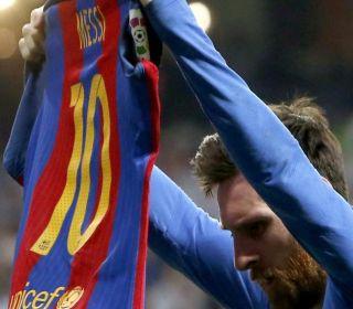 Siempre Messi: