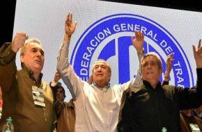 """La CGT pidió una """"gran movilización"""" para poner un """"límite"""" al Gobierno"""
