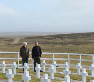 Comienza la identificación de los soldados NN enterrados en Malvinas