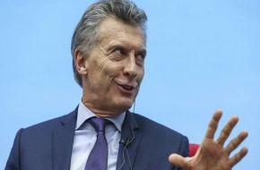 """Macri: """"Ojo con aquellos cómplices de lo que sucedió la década pasada, van a terminar todos presos"""""""