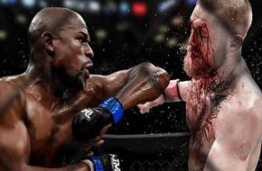 Mayweather se pasa al MMA y coquetea con darle revancha a McGregor