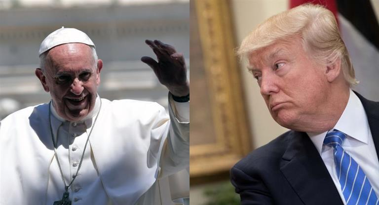 Confirmado: el Papa recibirá a Trump dentro de tres semanas