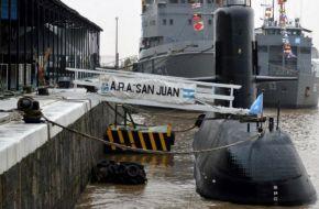 Inspeccionan un objeto a 940 metros de profundidad para verificar si es el ARA San Juan