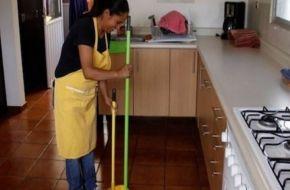 Oficializan suba de 24% de aumento para empleadas domésticas