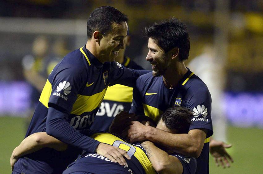 Boca ganaba cómodo 2 a 0, pero Olimpo se lo empató. (Video)