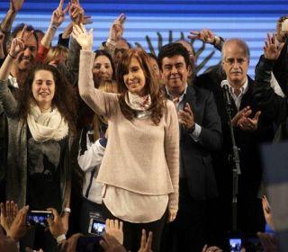 Cristina pidió a la militancia que no la acompañe a tribunales