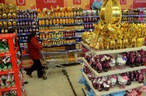 Pascuas: los huevos de chocolate, el pescado y las roscas hasta un 45% más caros