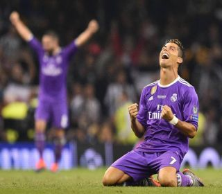 Real Madrid ganó la duodécima Champions League de la mano de Ronaldo (Video).