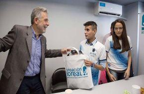 Un equipo de nadadores contará con el respaldo de Fundación Boreal