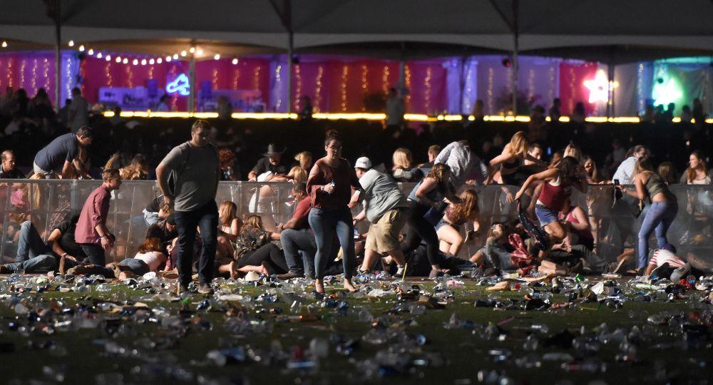 Horror en Las Vegas: al menos 50 muertos y 200 heridos en tiroteo