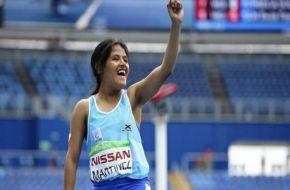Es campeona paralímpica y denuncia que el Gobierno le sacó la pensión por discapacidad