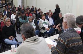 CONADU Histórica rechazó la oferta del gobierno