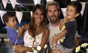 El mensaje de amor de Antonela Roccuzzo para Messi tras la clasificación de Argentina