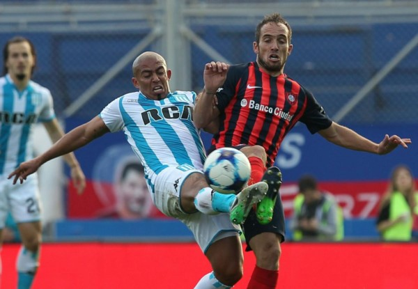 Empate entre San Lorenzo y Racing (VIDEO)