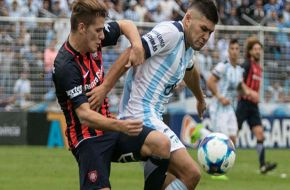 Atlético le ganó a San Lorenzo en el Monumental. (Video)