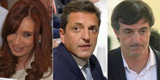 Se despolariza la pelea en Provincia: se consolidan Cristina y Bullrich, pero crecen Massa y Randazzo