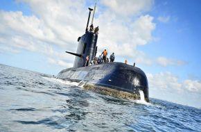 Todas las fotos vinculadas al operativo de busqueda del submarino Ara San Juan